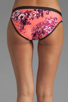 Nanette Lepore Remix Princess Runway Charmer Bikini Bottom