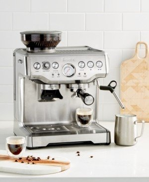 Breville BES870XL The Barista Express Espresso Maker