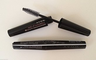 Avon Wash-Off Waterproof Mascara -Black $6.85 thestylecure.com