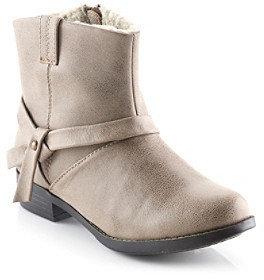 "Sporto Nina"" Mid-Heel Cold Weather Boot"