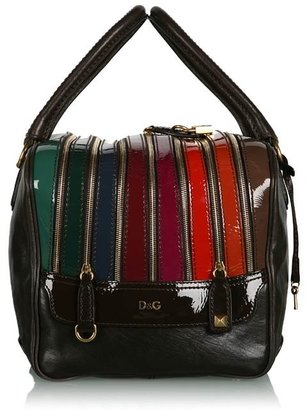 D&G Multi-Coloured Lily Bag