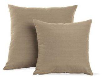 Maharam Outdoor Pillows in Rove Fabric