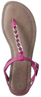 Merona Women's Tracey Chain Sandals - Assorted Colors