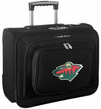 NHL Mojo Wheeled Laptop Overnight Bag