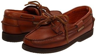 Mephisto Hurrikan (Rust Smooth Leather (Hazelnut)) Men's Lace up casual Shoes