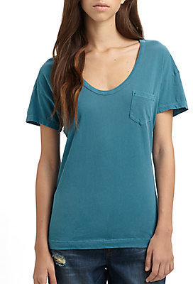 James Perse Relaxed Pocket Tee