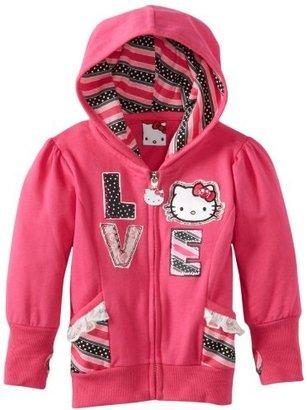 Hello Kitty Girls 2-6X Hoodie