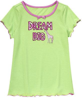 Gymboree Dream Big Sleep Tee