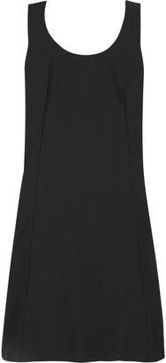 Theory Sleeveless wool-blend mini dress