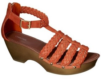 Cherokee Girl's Haden Sandal - Orange