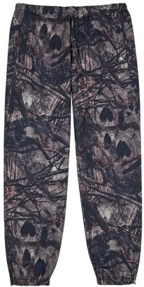 South2 West8 Printed Cotton Sweatpants