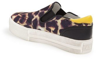 Ash 'Jungle' Platform Sneaker