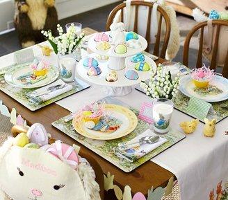 Pottery Barn Kids Peter Rabbit Cork Placemat, Set of 2