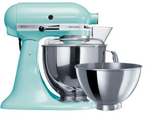 KitchenAid KSM160 Artisan Stand Mixer: Ice