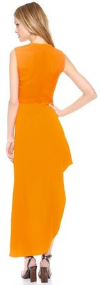 Camilla And Marc Critical Asymmetrical Dress