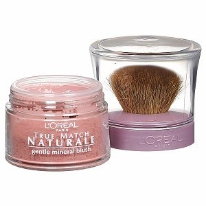 L'Oreal Paris True Match Gentle Mineral Blush, Pinched Pink