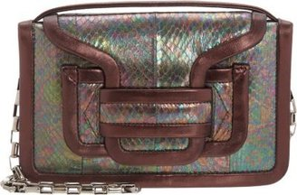 Pierre Hardy Snakeskin Bag 61 Mini