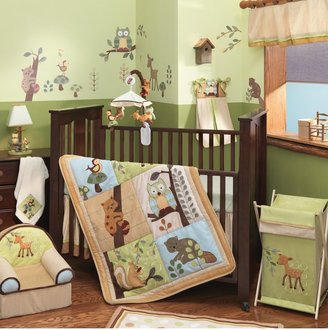 Lambs & Ivy 5pc Set- Enchanted Forest