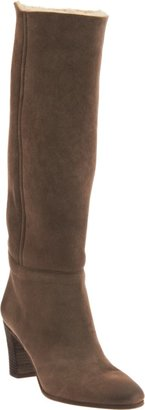 Maison Martin Margiela Line 22 Shearling Lined Knee Boot
