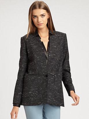 Yigal Azrouel Dongal Tweed Jacket