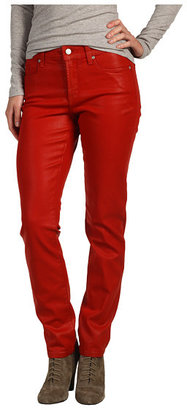 NYDJ Sheri Skinny in Coated Denim