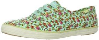 Keds Women's Champion Floral Fashion Sneaker