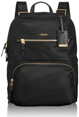Tumi 'Voyageur Halle' Nylon Backpack - Black $295 thestylecure.com