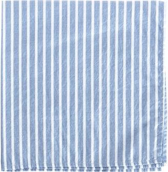 Michael Bastian Striped Pocket Square
