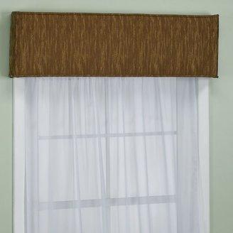 Nicole 40-Inch Window Cornice in Saddle