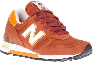 New Balance thick sole trainer
