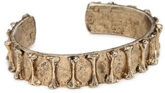 Low Luv x Erin Wasson by Erin Wasson 14k Gold-Plated Bone Cuff Bracelet