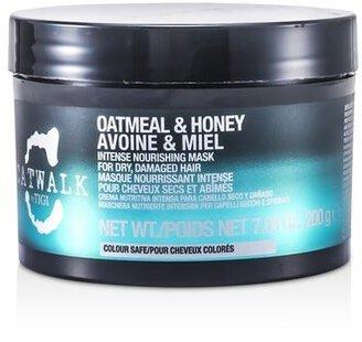 Tigi Catwalk Oatmeal & Honey Intense Nourishing Mask (For Dry, Damaged Hair) 200g/7.05oz