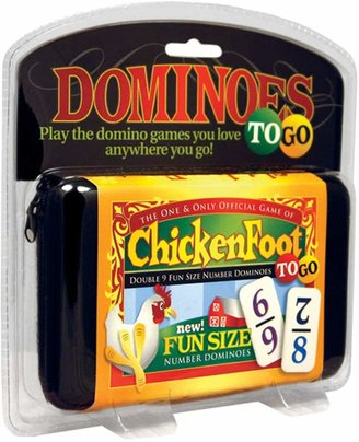 Dominoes To Go Chickenfoot Game