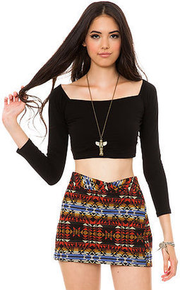 Volcom The Laced Wave Skirt