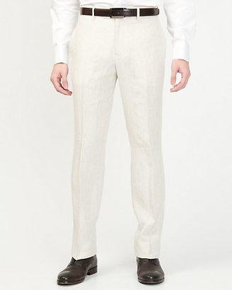 Le Château Linen Straight Leg Pant