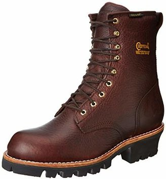 "Chippewa Men's 8"" Briar Insulated Logger-M"