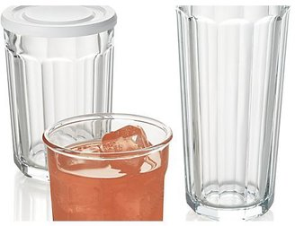 Crate & Barrel Small Working Glass