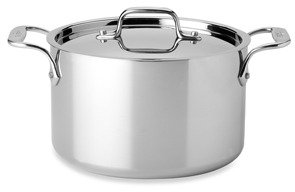 Bed Bath & Beyond All-Clad® Stainless Steel 4-Quart Covered Casserole