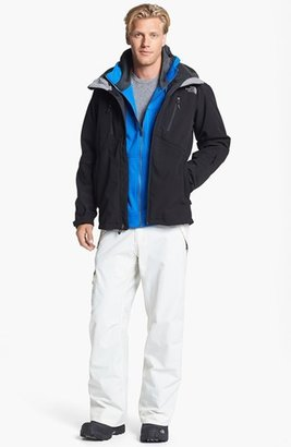 The North Face 'Storm Peak - TriClimate®' Windproof & Water Resistant Hooded 3-in-1 Ski Jacket