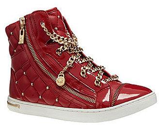 MICHAEL Michael Kors Urban Chain High-Top Sneakers