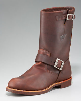 Red Wing Shoes Heritage Engineer Boot