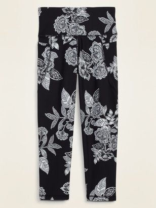 Old Navy High-Waisted Elevate Powersoft Crop Leggings for Women