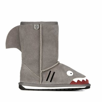Emu Little Creatures-Shark Snow Boot (Toddler/Little Kid/Big Kid)
