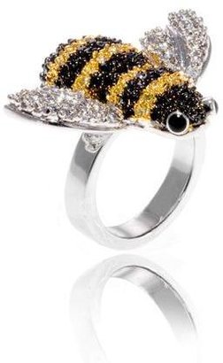 Noir Bee Ring