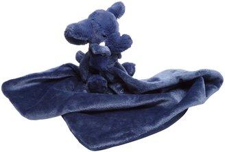 Jellycat Bashful Elephant Dark Blue Soother