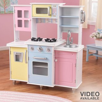Kid Kraft master's cook kitchen play set