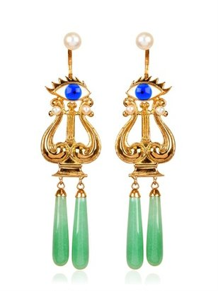 Delfina Delettrez Eyes On Me Earrings