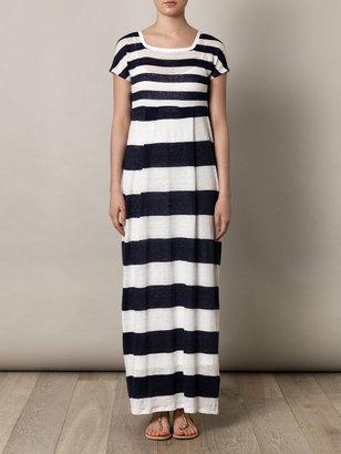 Max Mara Weekend by Hateley linen maxi dress