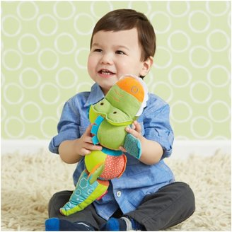 Skip Hop Giraffe Safari Twist & Smile Crocodile