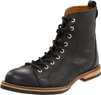 J Shoes Men's Chainsaw Lace-Up Boot